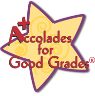 Accolades For Good Grades™