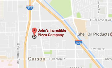 Google maps image of Carson